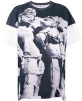 Ashish sculpture print T-shirt - women - Cotton - S