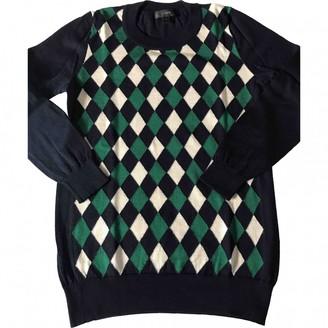 J.Crew Blue Wool Knitwear for Women