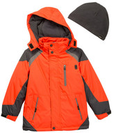 Hawke & Co Hooded Vest System Jacket (Little Boys)