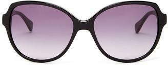 Diane von Furstenberg 56mm Oversized Sunglasses