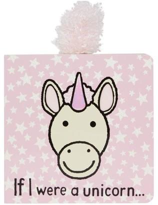 Jellycat If I Were A Unicorn Book