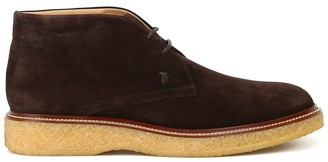 Tod's Desert Ankle Boots