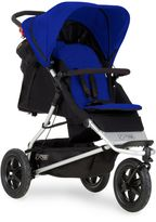 Mountain Buggy® +oneTM Inline Double Stroller in Marine