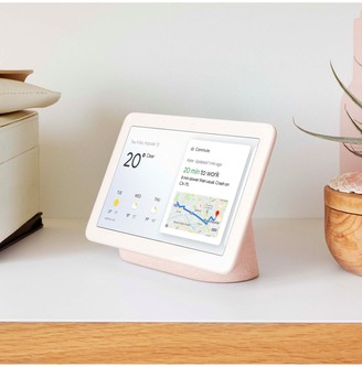 Google Nest Hub Hands-Free Smart Speaker with 7 Screen