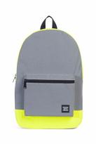 Herschel Grey Yellow Backpack