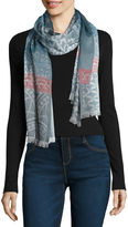 Fraas Oblong Patchwork Scarf