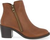 Carvela Skim heeled leather ankle boots