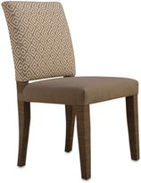 Somers Furniture Jack Outdoor Dining Chair in Brown