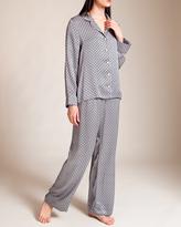 Derek Rose Classic Silk Pajama