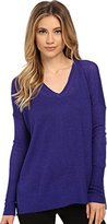 French Connection Women's Feather Light Knits V-Neck Sweater