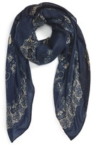 The Kooples Men's Print Scarf