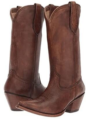 Ariat Josefina (Naturally Distressed Brown) Cowboy Boots