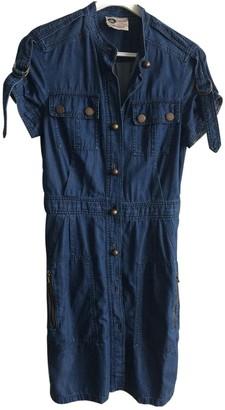 Lanvin Blue Denim - Jeans Dress for Women