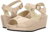 Pazitos Peep Toe Platform Girl's Shoes