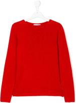 Simonetta teen long-sleeve pullover