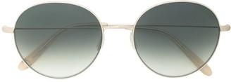 Garrett Leight Valencia round frame sunglasses