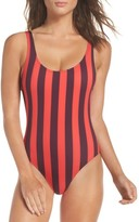 Solid & Striped Women's Striped & Solid Anne Marie One-Piece Swimsuit