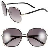 Chloé 'Nerine' 58mm Sunglasses