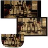 Mohawk home Mohawk® Home Wine & Glasses Kitchen Rug