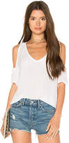 Bella Dahl Cold Shoulder Tee