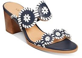 Jack Rogers Women's Lauren Leather Sandals