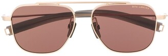 Dita Eyewear Aviator Frame Glasses