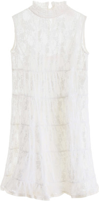 See by Chloe Lace Mini Dress