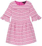 Juicy Couture Shell Broderie Anglaise Dress for Girls