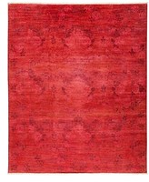 Solo Rugs Vibrance Collection Oriental Rug, 8' x 9'9