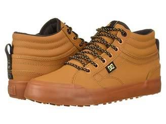 DC Evan Smith Hi WNT (Wheat/Dark Chocolate) Men's Skate Shoes