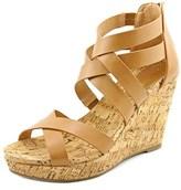 Report Khandi Open Toe Synthetic Wedge Sandal.