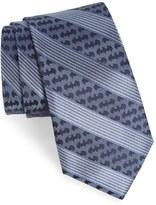 Cufflinks Inc. Men's Cufflinks, Inc. 'Batman' Stripe Silk Tie