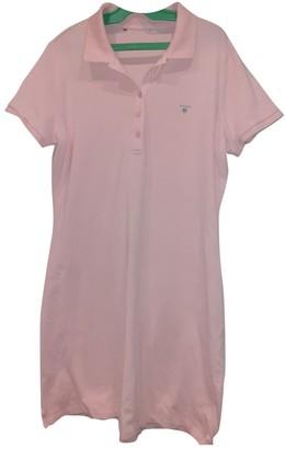 Gant Pink Cotton Dresses