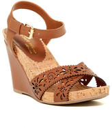 Dune London Kamilla Wedge Sandal