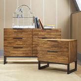Pier 1 Imports Pierce Java Dresser & Bedside Chest Bedroom Set