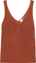 Iris and Ink Stretch-knit tank