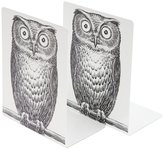 Fornasetti owl book ends