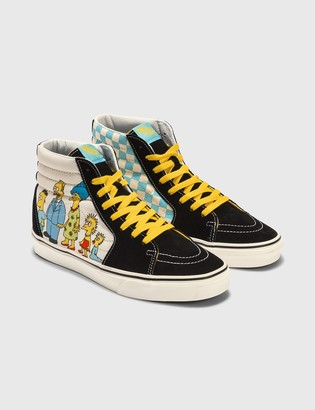 Vans The Simpsons x 1987-2020 Sk8-Hi