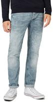 Topman Slim Fit Distressed Jeans