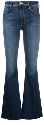 Mother Boocut Jeans