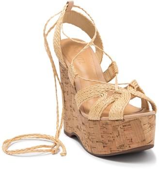 Schutz Vanna Ankle Strap Sandal