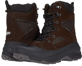 Kamik Norden (Black) Men's Cold Weather Boots
