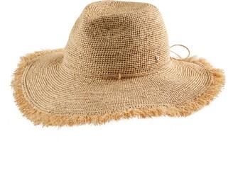 Helen Kaminski Round Crown Straw Hat