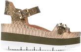 Ash Vera sandals - women - Leather/rubber - 40