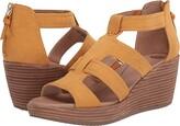 Dr. Scholl's Long Island (Gold Yellow) Women's Shoes