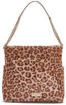 Donald J Pliner Women's JOYCE - Summer Leopard Haircalf Tote