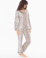 Soma Intimates Knit Classic Cotton-blend Pajama Set