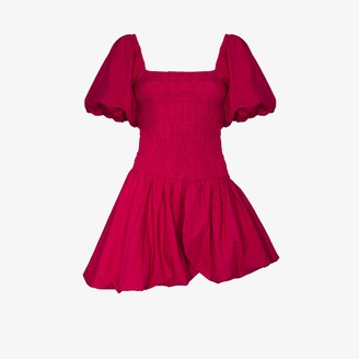 LoveShackFancy Palace Garden mini dress