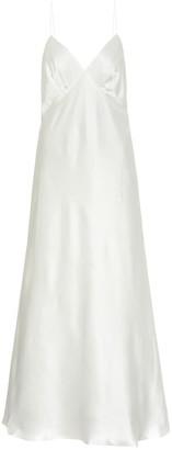 BERNADETTE Exclusive to Mytheresa a Jeanette silk maxi dress