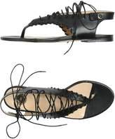 Elisabetta Franchi Toe strap sandals - Item 11095518